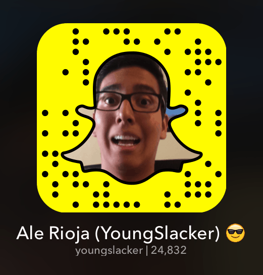 snapcode youngslacker