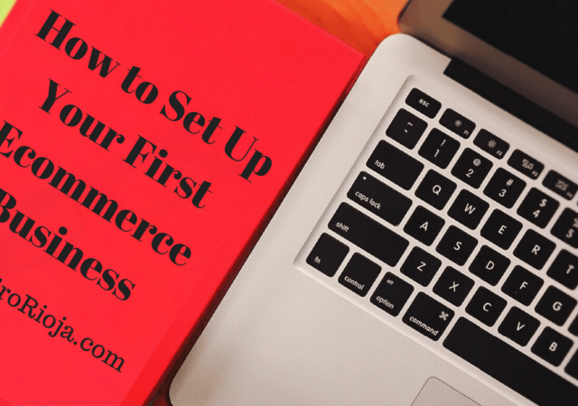 how to set up ecommerce store