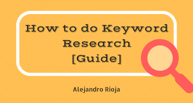 How to Do Keyword Research Guide