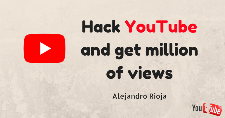 YouTube SEO hacks