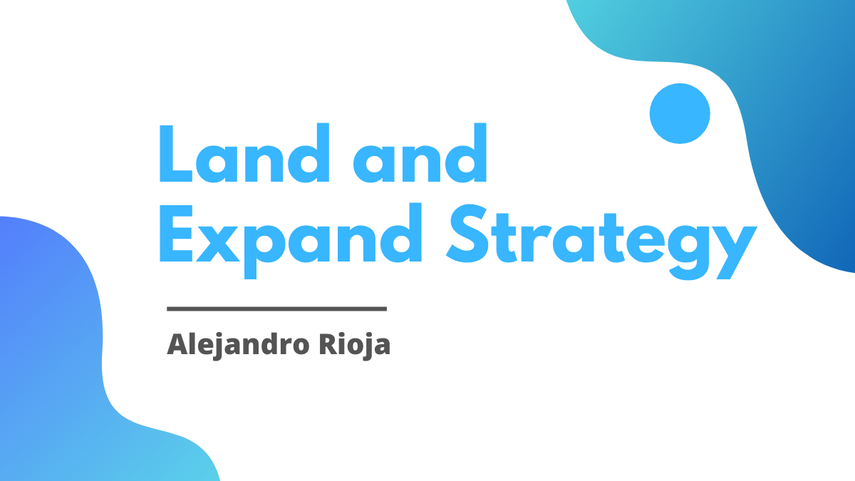 land-and-expand-strategy