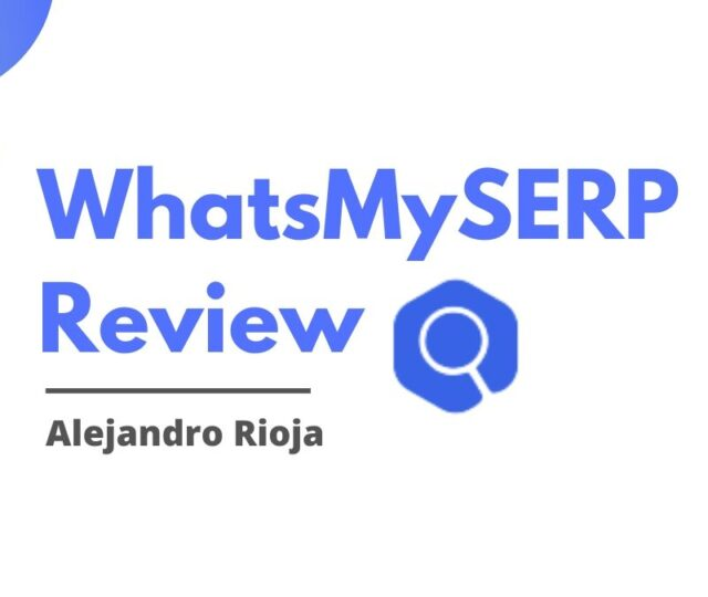 Whatsmyserp Review