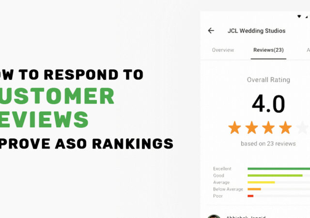 improve ASO rankings reviews