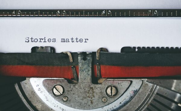 black and red typewriter 1995842 scaled