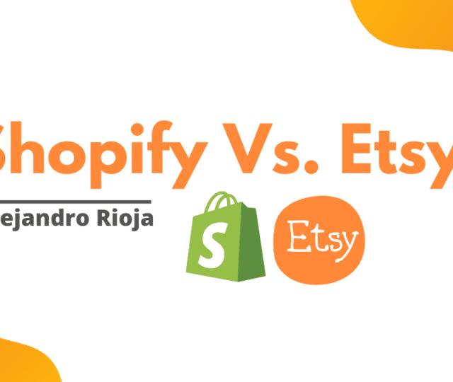 Shopify-etsy