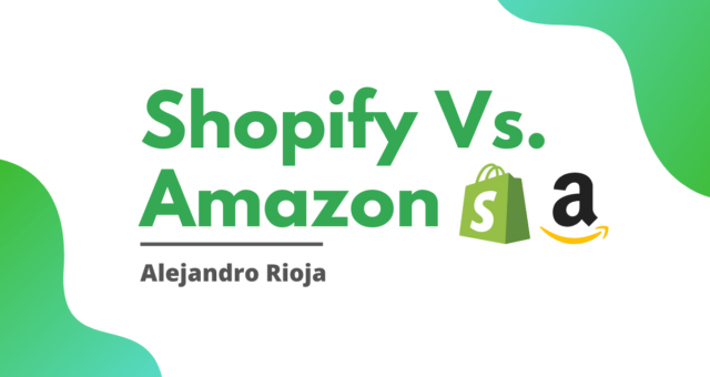 shopify and amazon