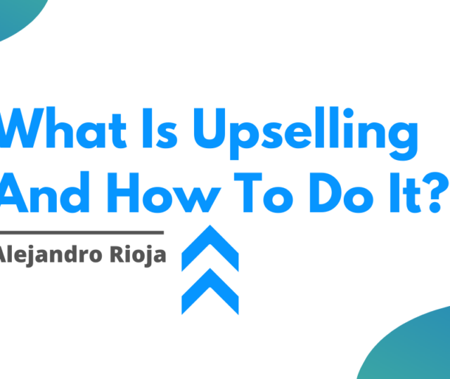 how-to-upsell